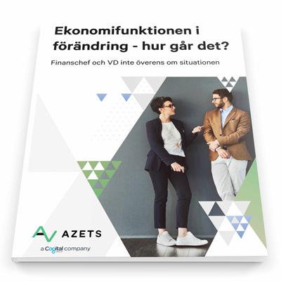 Rapport ekonomifunktion i förändring